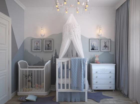 Cum amenajezi camera bebelușului