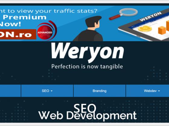 Weryon SEO Web Development Romania