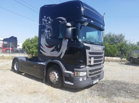 camioane second hand Scania